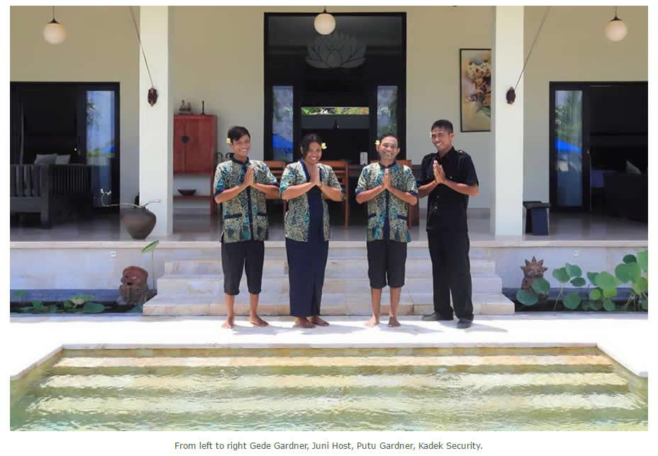 Staff Villa Hikume